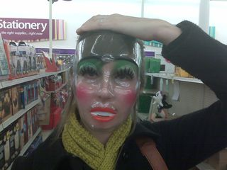 WALLGREENS MASK